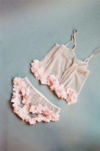 Women lingerie trend and tendencies