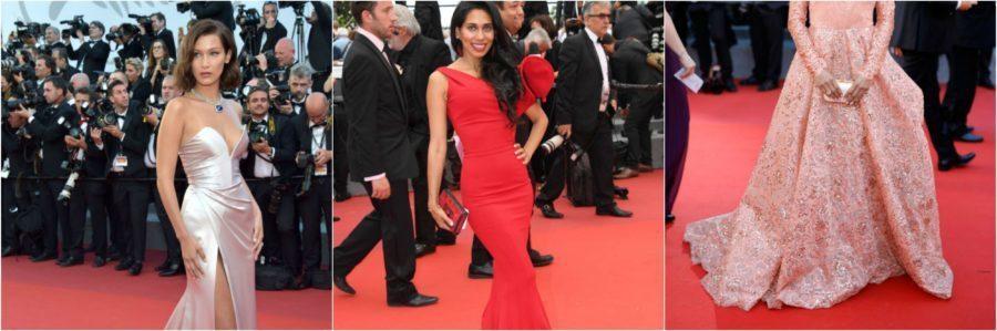 Best Stylish 2017 Red Carpet Canne Dresses