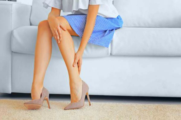 Tricks to wear high heels without pain