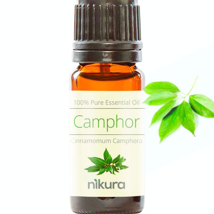 Camphor Oil Benefits